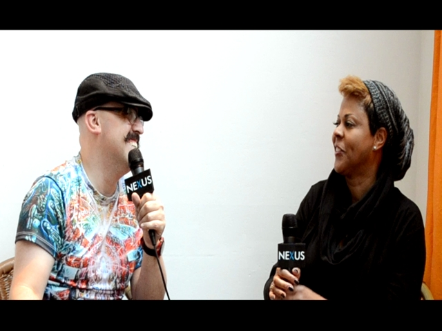 Crystal Waters Interview [ ADE 2015 ]